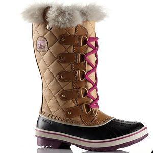 Sorel - Tofino Cate Boot : Size 7